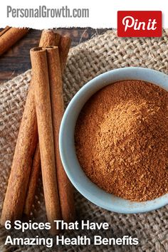 6 Spices That Have Amazing Health Benefits