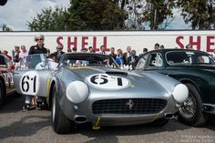 Goodwood Revival 2014 Ferrari 250GT SWB