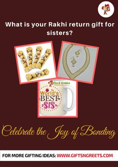 Silly fights, arguments or stay out of them for a few days..all this affection to one another. Now it's your turn to break all these misunderstandings and let your #sister know the #unconditional #love of yours. #Gift from our wide range of #Rakhi #Collection.  For more #giftideas shop @ http://bit.ly/2afEMsx #SendGiftstoIndia http://giftsngreets.com #GiftsnGreets deliver network - 9000 pin codes | 600+ cities in #India