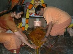 A Yoni Puja in India