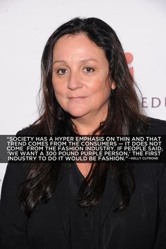 """Publicist Kelly Cutrone Blames """"Consumers"""" For Super Thin Models, Not The Fashion Industry"""