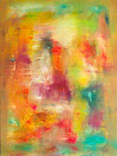 "Saatchi Art Artist Erin Jade; Painting, ""Reverse Circus "" #art"