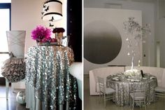 silver-sequined-table-cloth-wedding