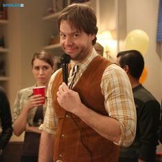 """#TheMindyProject 3x14 """"No More Mr. Noishe Guy"""" - Morgan"""