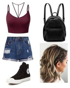 """""""Untitled #15"""" by sanzianamaria-cusa on Polyvore featuring J.TOMSON, Converse and STELLA McCARTNEY"""