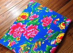 2m tissu chinois ameublement pivoine traditionnel Bleu. : Tissus Habillement, Déco par tissus-pivoine-anse-mercerie