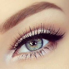 beautiful make'up !