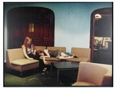 Untitled - May 1997, Hannah Starkey    I would love to see this exhibit!    http://www.vam.ac.uk/content/articles/m/making-it-up-photographic-fictions/