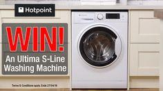 #Hotpoint Ultima S-Line Washing Machine competition - Winner: Maisy Elizabeth Jone