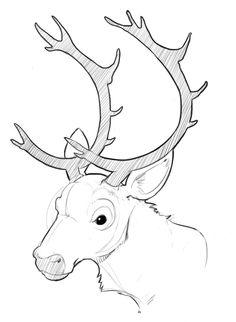 caribou head google search