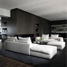 Aug Everyone loves that relaxed time in their comfortable living room. These are our best inspirations for amazing Living Rooms! See more ideas about Living room decor, Living room designs and Modern lounge. Apartment Interior Design, Living Room Interior, Living Room Decor, Kitchen Interior, Living Room Designs, Living Spaces, Living Rooms, Minimalist Living, Minimalist Style