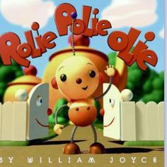 I used to LOVE watching Rolie Polie Olie on Playhouse Disney! Right In The Childhood, Childhood Tv Shows, 90s Childhood, Childhood Games, Oldies But Goodies, Playhouse Disney, Kid Playhouse, William Joyce, Zack E Cody