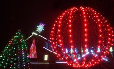 These 10 Places In Kansas Have The Most Unbelievable Christmas Decorations
