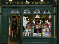 Killarney Bookshop,Ireland-Wunder Blog Archive | Weather Underground