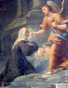 St. Angela of Foligno