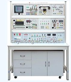 Yalong YL-360 Series Programmable Logic Controller Training Equipment (YL-360) - China Vocational Training Equipment;electronic technolog...