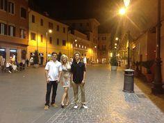 My family in Roma