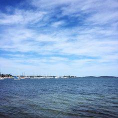 Lake Macquarie, Australia - the largest salt water lake in the Southern Hemisphere.
