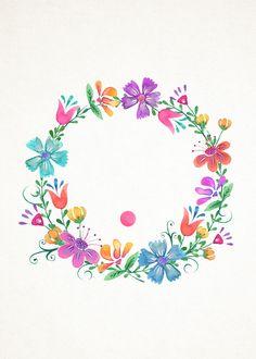 2 small pouches: Joyce, Riza Watercolor Flowers, Watercolor Art, Flower Images Hd, Monogram Wallpaper, Cuadros Diy, Unicorns And Mermaids, Monogram Wreath, Letter Art, Letters
