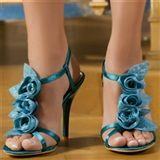 MODATOI 22,99 Sandals, Shoes, Fashion, Pumps, Green, Shoe, Color, Moda, Shoes Sandals