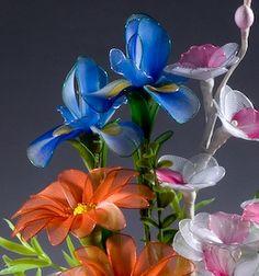 nylon flower united lis