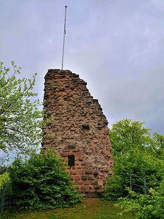 Wasgau News - Aktuelle News aus der Region: Burg Guttenberg bei Böllenborn