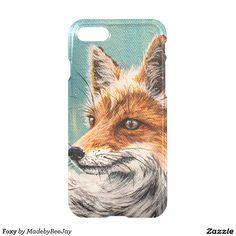 Foxy illustration  #Iphone #iphonecase #foxy