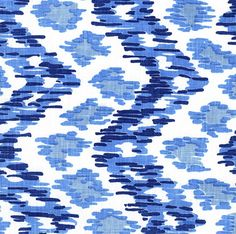 "Quadrille ""Zizi II"" fabric"