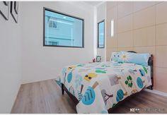 惠來上景_現代風設計個案—100裝潢網 Furniture, Decor, Home Decor, Bed