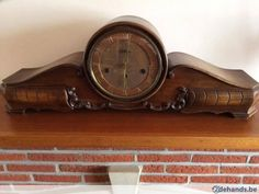 Gebruikt: Antieke klok (Klokken & Barometers) - Te koop in Oostende