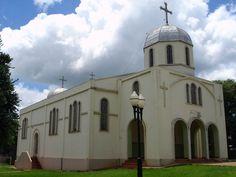 Igreja ucraniana de Roncador