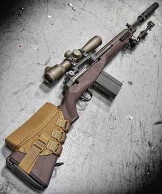 M14SE CrazyHorse