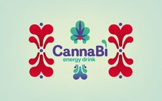 Canna Bì - Energy Drink by Camilla Mendini