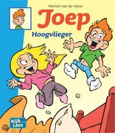 bol.com | Hoogvlieger, Michiel van de Vijver | 9789081887144 | Boeken. Aanstekelijk stripboek op leesniveau AVI E4, LEZEN!