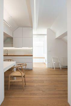 Attic Apartment Bled by Arhitektura d.o.o.