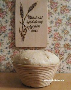 Chlieb vločka – moje malé veľké radosti Dairy, Food, Basket, Meal, Essen, Hoods, Meals, Eten