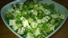 Tupun tupa: Feta-kurkkusalaatti