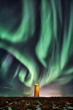 The Solar Storm - Iceland by Gunnar Gestur  on 500px