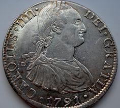 Mexico 8 Reales 1791