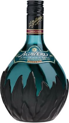 Agavero Premium Tequila Liqueur. 100% Blue Agave tequila and resposado tequila are aged in French oak barrels for a year before hand-blending with extract of Damiana flowers. These flowers are indigenous to the hot mountains of Jalisco and centuries of legends claim they raise the emotions.