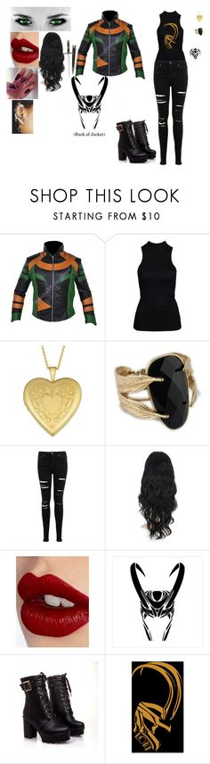 """Book 3, Outfit 2"" by locksley-cxli ❤ liked on Polyvore featuring CO, ONLY, Fremada, Miss Selfridge, Charlotte Tilbury and Shoes Galore"
