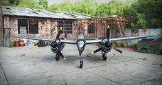Lockheed P-38 Lightning on Behance