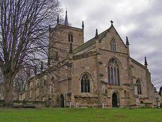 Knaresborough Parish Church, via Flickr.