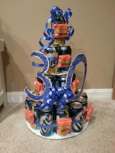 For a guy's 30th birthday