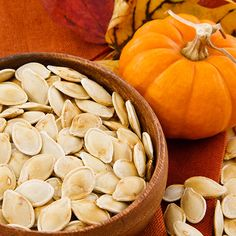 We explain how to roast pumpkin seeds and make the most of your autumnal squash so that nothing goes to waste...
