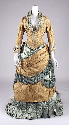 Victorian gown #1