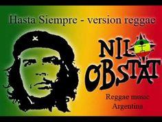 HASTA SIEMPRE VERSION REGGAE-NIL OBSTAT(ARGENTINA) - YouTube