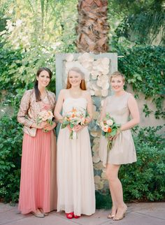 Photography: Twah Dougherty - www.styleartlife.com  Read More: http://www.stylemepretty.com/2014/01/28/bohemian-garden-wedding-inspiration/