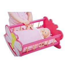 """For my little princess for x-mas   You & Me - Puppenwiege Schmetterling - You and Me - Toys""""R""""Us"""
