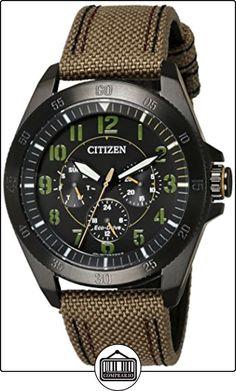 Watch Citizen Eco-Drive Military BU2035-05E de  ✿ Relojes para hombre - (Gama media/alta) ✿